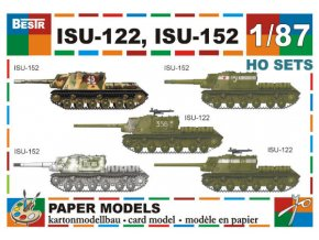 ISU-122, ISU-152