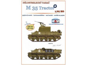 M 35 Tractor (2x)