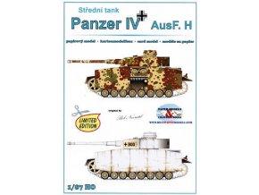 Panzer IV AusF H (2x)