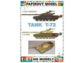 T-72 M1 + T-72 (T-72) (Chechnya + Iraq)