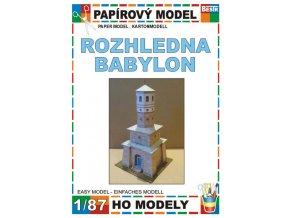 rozhledna Babylon