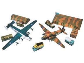letiště RAF ze II. světové války - 1/2