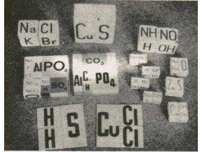 Chemická skládačka