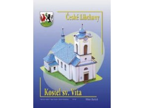 České Libchavy - Kostel sv. Víta