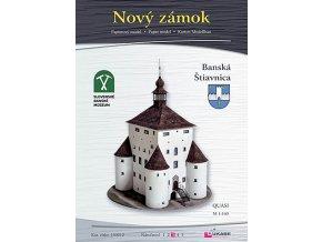 Banská Štiavnica - Nový zámok + doplňky