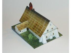 habánská kaplička - Velké Leváre