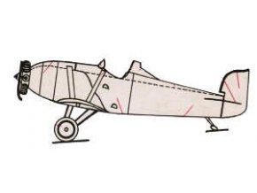 """AVIA BH-5 """"Boska"""" 1923"""