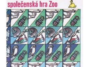 Stolní společenská hra Zoo