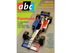 Století vystřihovánek 6 - Formule1 - kompletní sešit