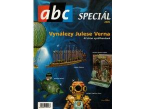 Speciál ABC 2005 - Vynálezy Julese Verna - kompletní sešit