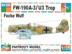 Focke-Wulf-190A-3/U3 Trop