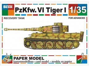 PzKfw. VI Tiger I - recovery tank - late production