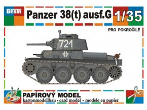 Panzer 38 (t) Ausf.F