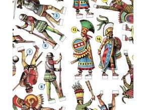 Španělé a Aztékové