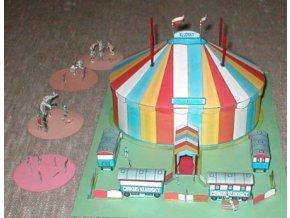 Cirkus Kludsky + figurky