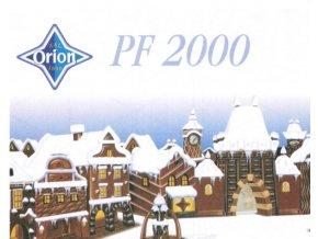 PF 2000 - pohlednice
