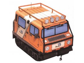 Arczech - vozidlo