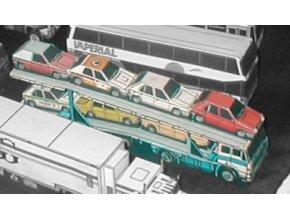 NPA-7 - návěs na přepravu automobilů