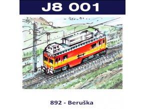 892 - Beruška
