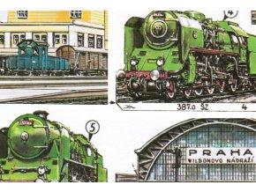 Praha - Wilsonovo nádraží