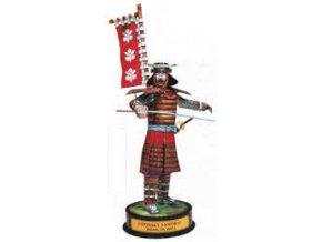 japonský samuraj (konec 16. stol.)