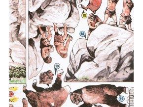 Neandrtálští lovci medvědů