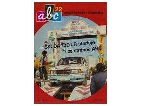 ABC ročník 30 číslo 22
