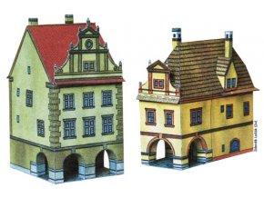 dům U Tří hvězd a dům U Petzoldů