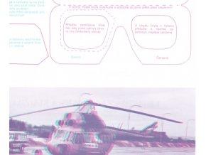 3D brýle + obrázky