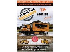 Tatra 815 4x4 - Tatrabus