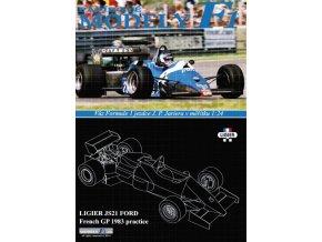 Ligier JS21 Ford