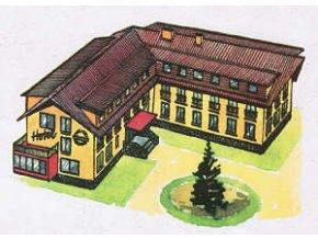 Jednota - hotel
