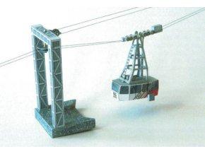 lanovka Grap-Laax (Flims)