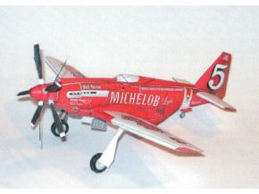 Mustang PB 51 Red Baron