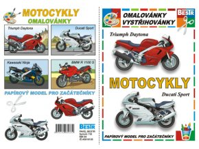 Triumph Daytona + Ducati Sport (Motocykly)
