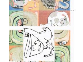 Tetraflexagon - svět pohádkových zvířat