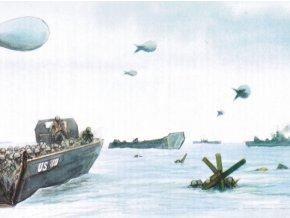 Invaze v Normandii