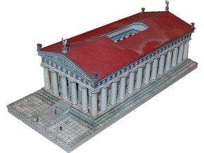 Diův chrám a socha v Olympii
