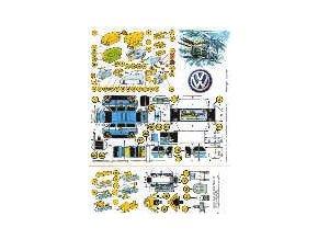 Volkswagen Transporter TDI syncro + SKI-DOO Alpine III