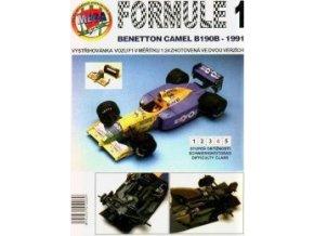 Benetton Camel B1980B - 1991