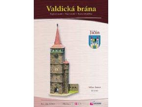 Valdická brána - Jičín