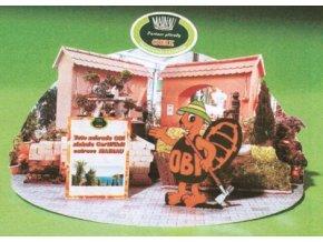 Vítězná zahrada OBI