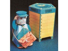 Poštovní panáček