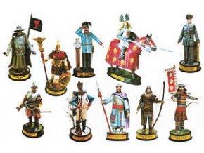 figurky vojáků - 10 ks