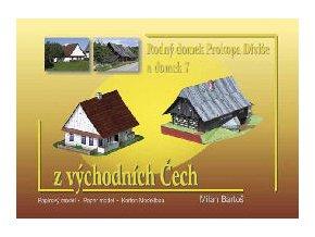 Domek z východních Čech - 7 a rodný domek Prokopa Diviše