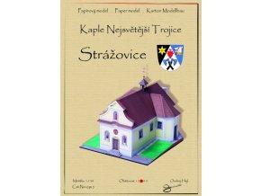 Strážovice - kostel Nejsvětější Trojice