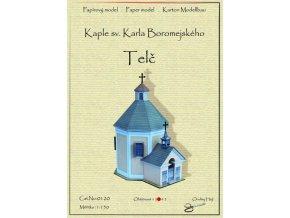 Telč - kaple sv. Karla Boromejského