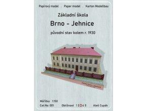 Brno-Jehnice - Základní škola