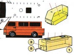Volkswagen LT 40 Camp + Dethleffs