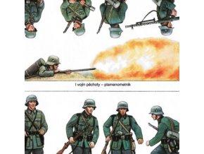 vojáci II.sv.v. - Německo - pěchota